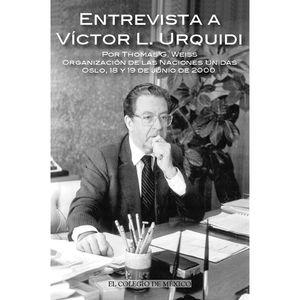 ENTREVISTA A VICTOR L. URQUDI