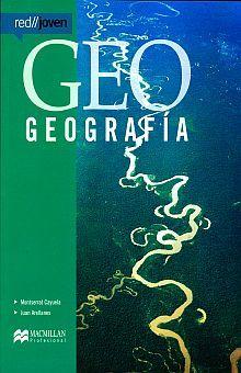 GEOGRAFIA. BACHILLERATO RED JOVEN
