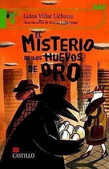 MISTERIO DE LOS HUEVOS DE ORO, EL