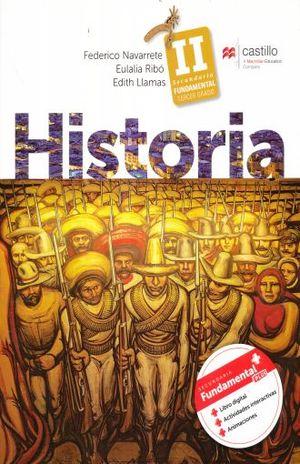 HISTORIA 2 - 3 FUNDAMENTAL SECUNDARIA