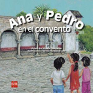 ANA Y PEDRO