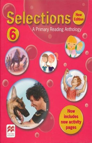 SELECTIONS NEW EDITION 6 STUDENT BOOK