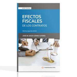 Efectos fiscales de los contratos / 11 ed