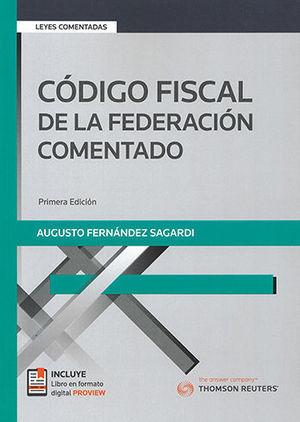 Código fiscal de la federación comentado