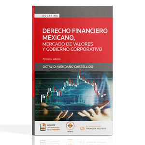 Derecho financiero mexicano, mercado de valores y gobierno corporativo