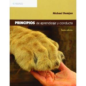 PRINCIPIOS DE APRENDIZAJE Y CONDUCTA / 6 ED.