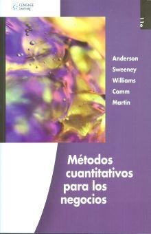 METODOS CUANTITATIVOS PARA LOS NEGOCIOS / 11 ED.