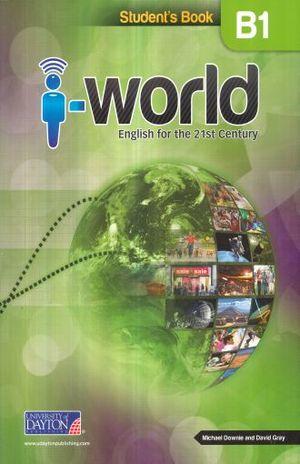 I - WORLD B1. STUDENTS BOOK