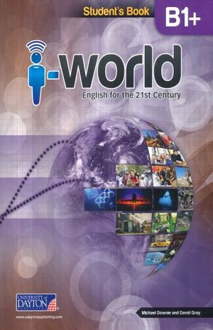 I - WORLD B1+ STUDENTS BOOK