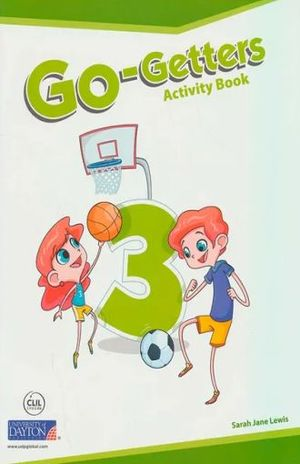 GO GETTERS 3. ACTIVITY BOOK