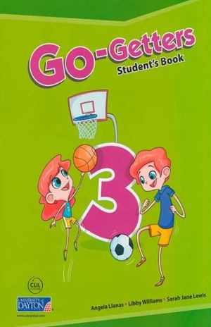 GO GETTERS 3. STUDENTS BOOK