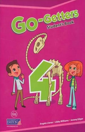 GO GETTERS 4. STUDENTS BOOK