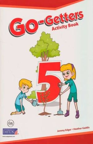 GO GETTERS 5. ACTIVITY BOOK