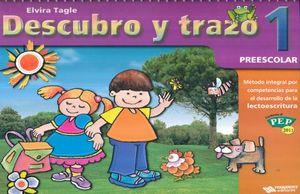 DESCUBRO Y TRAZO 1. PREEESCOLAR / 2 ED.