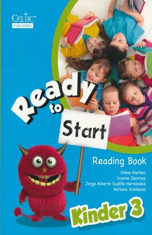 READY TO STAR. READING BOOK 3