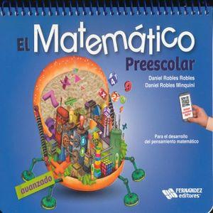MATEMATICO PREESCOLAR AVANZADO, EL (INCLUYE CD)