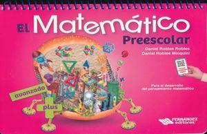 MATEMATICO PREESCOLAR AVANZADO PLUS, EL (INCLUYE CD)