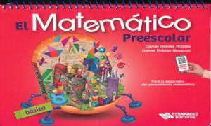 MATEMATICO PREESCOLAR BASICO, EL (INCLUYE CD)