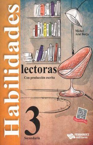 HABILIDADES LECTORAS CON PRODUCCION ESCRITA 3 SECUNDARIA