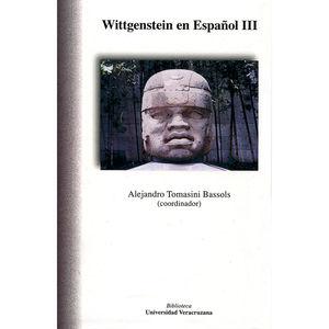 Wittgenstein en Español III