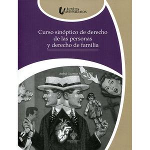 Curso sinóptico de Derecho Civil I. Derecho de las personas y derecho de familia