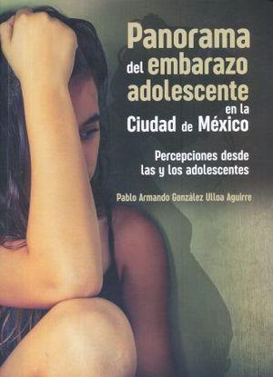 PANORAMA DEL EMBARAZO ADOLESCENTE EN LA CIUDAD DE MEXICO. PERCEPCIONES DESDE LAS Y LOS ADOLESCENTES