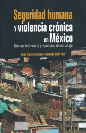 SEGURIDAD HUMANA Y VIOLENCIA CRONICA EN MEXICO. NUEVAS LECTURAS Y PROPUESTAS DESDE ABAJO