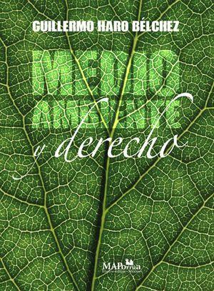 MEDIO AMBIENTE Y DERECHO