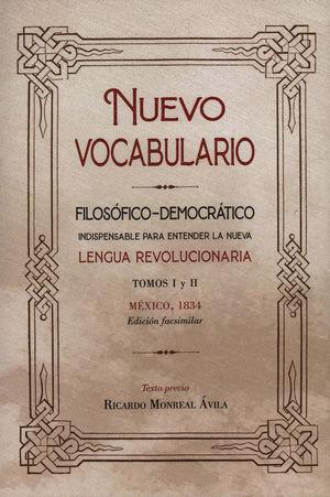 Nuevo vocabulario filosófico-democrático / pd.