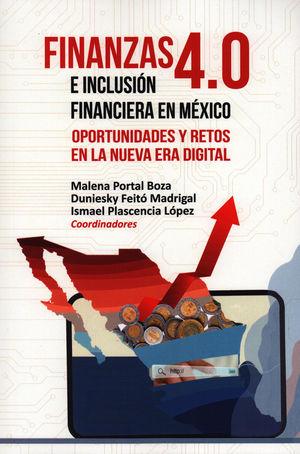 Finanzas 4.0 e inclusión financiera en México