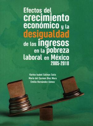 Efectos del crecimiento económico y la desigualdad de los ingresos en la pobreza laboral en México 2005-2018