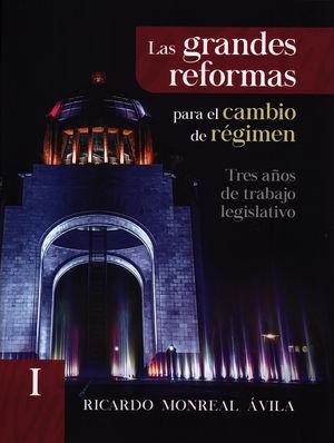 Las grandes reformas para el cambio de régimen / pd.