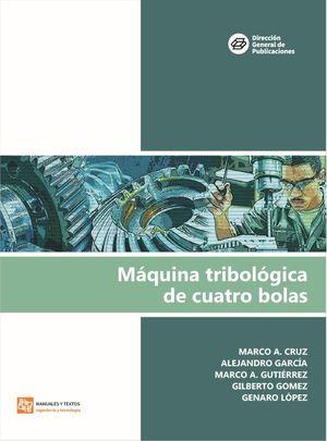 Máquina tribológica de cuatro bolas