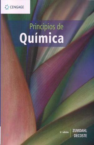 PRINCIPIOS DE QUIMICA / 8 ED.