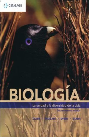 BIOLOGIA. LA UNIDAD Y LA DIVERSIDAD DE LA VIDA / 13 ED.