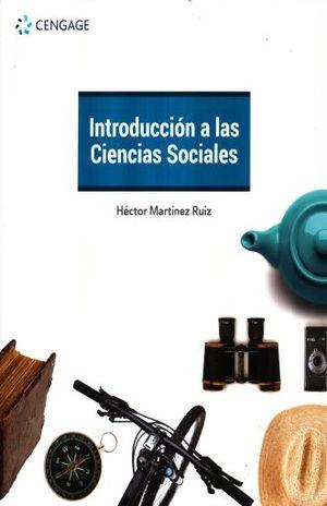 INTRODUCCION A LAS CIENCIAS SOCIALES