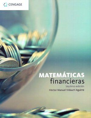Matemáticas financieras / 7 ed.