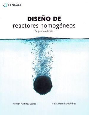 Diseño de reactores homogéneos / 2 ed.