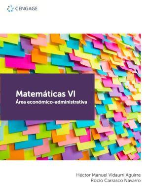 Matemáticas VI