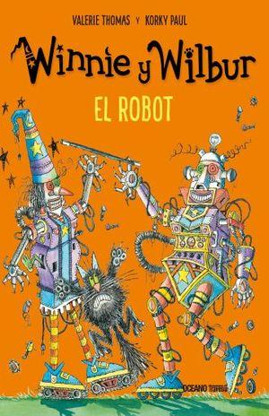 WINNIE Y WILBUR. EL ROBOT (NUEVA EDICION) / 2 ED. / PD.
