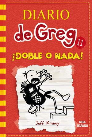 DIARIO DE GREG 11. DOBLE O NADA