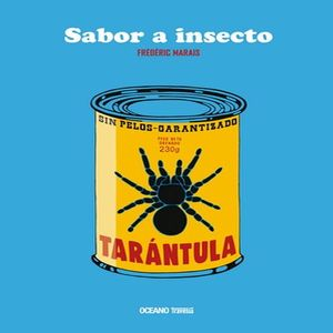 SABOR A INSECTO / PD.