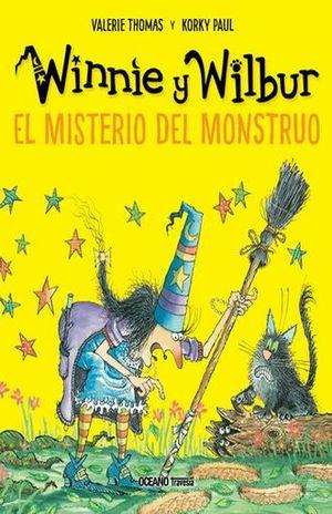 WINNIE Y WILBUR. EL MISTERIO DEL MONSTRUO / PD.