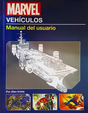 MARVEL VEHICULOS. MANUAL DEL USUARIO / PD.