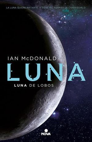 LUNA. LUNA DE LOBOS / VOL. 2