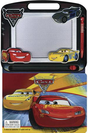 CARS 3 PIZARRON MAGNETICO / PD.