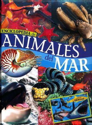ENCICLOPEDIA DE ANIMALES DE MAR / PD.