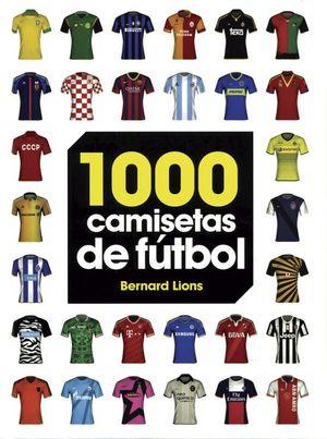 1000 CAMISETAS DE FUTBOL / PD.