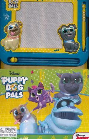 SERIE APRENDIZAJE. PUPPY DOG PALS / PD. (INCLUYE PIZARRON MAGICO)