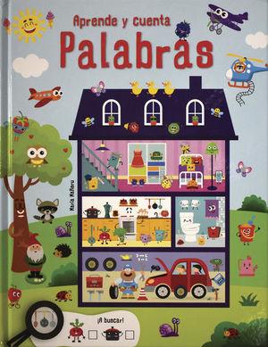 APRENDE Y CUENTA PALABRAS / PD.